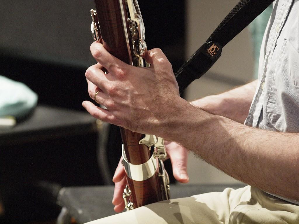 Hands on Bassoon